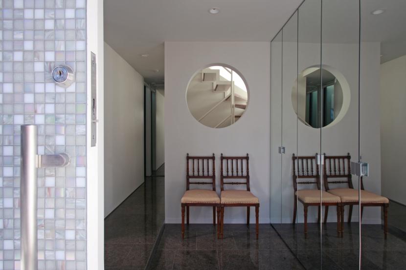 建築家:設計事務所アーキプレイス「ひかりを組み込む家」