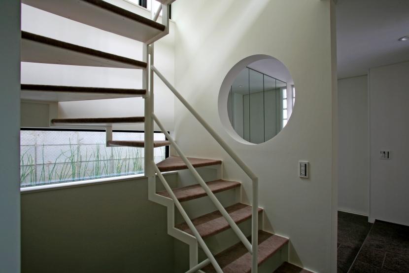 設計事務所アーキプレイス「ひかりを組み込む家」