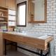1F洗面室 (家族が見渡せる広いLDK を! – ROPA -)