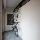 『ROPA』 ― 駆けられる家の写真 土間・玄関2