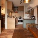 リビング・キッチン1