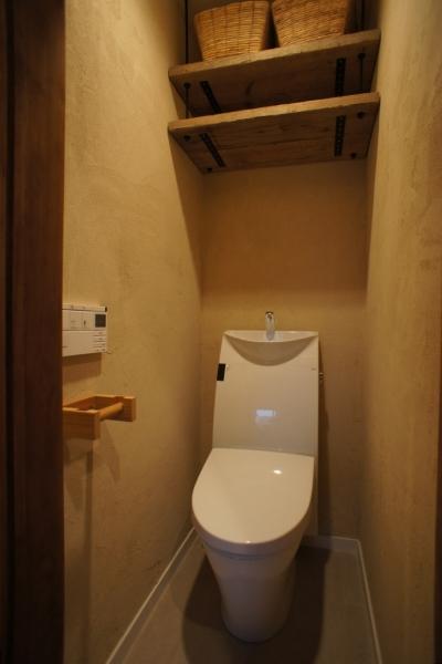 トイレ (ヴィンテージマンションで渋カッコよく暮らす – circle -)