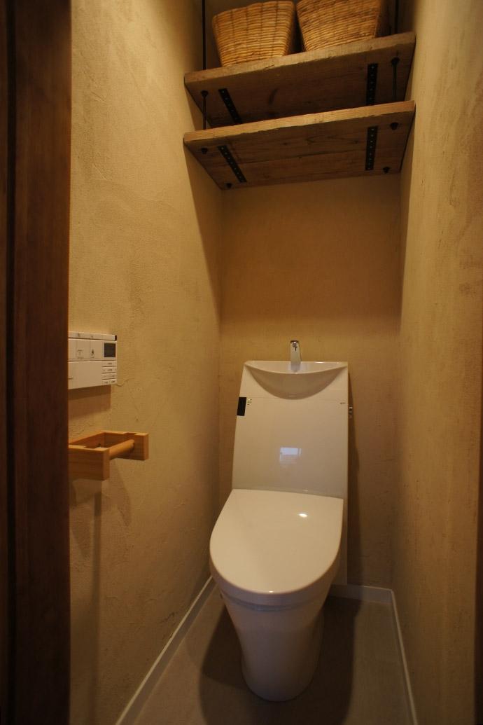 ヴィンテージマンションで渋カッコよく暮らす – circle -の写真 トイレ