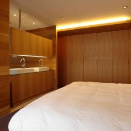 Homat Orient (寝室)