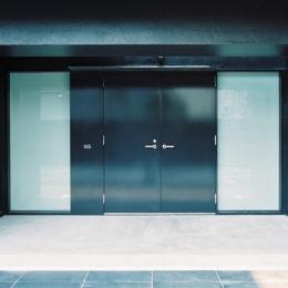 Luxeair (1階住戸玄関)