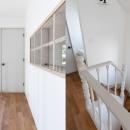 『jasmin bleu』 ― 絵画のようにの写真 2F廊下・階段