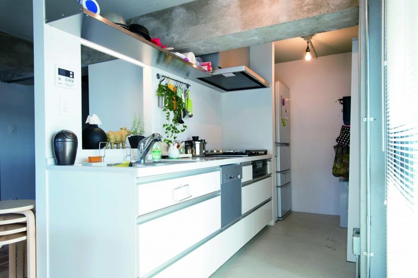 リノベの最優先項目は「妻の実家の近くに住むこと」の部屋 キッチン1