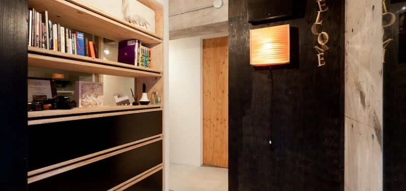 リノベの最優先項目は「妻の実家の近くに住むこと」の部屋 玄関