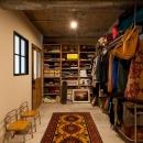 EcoDeco(エコデコ)の住宅事例「家を育てるリノベーション 好きなものに囲まれた暮らし」