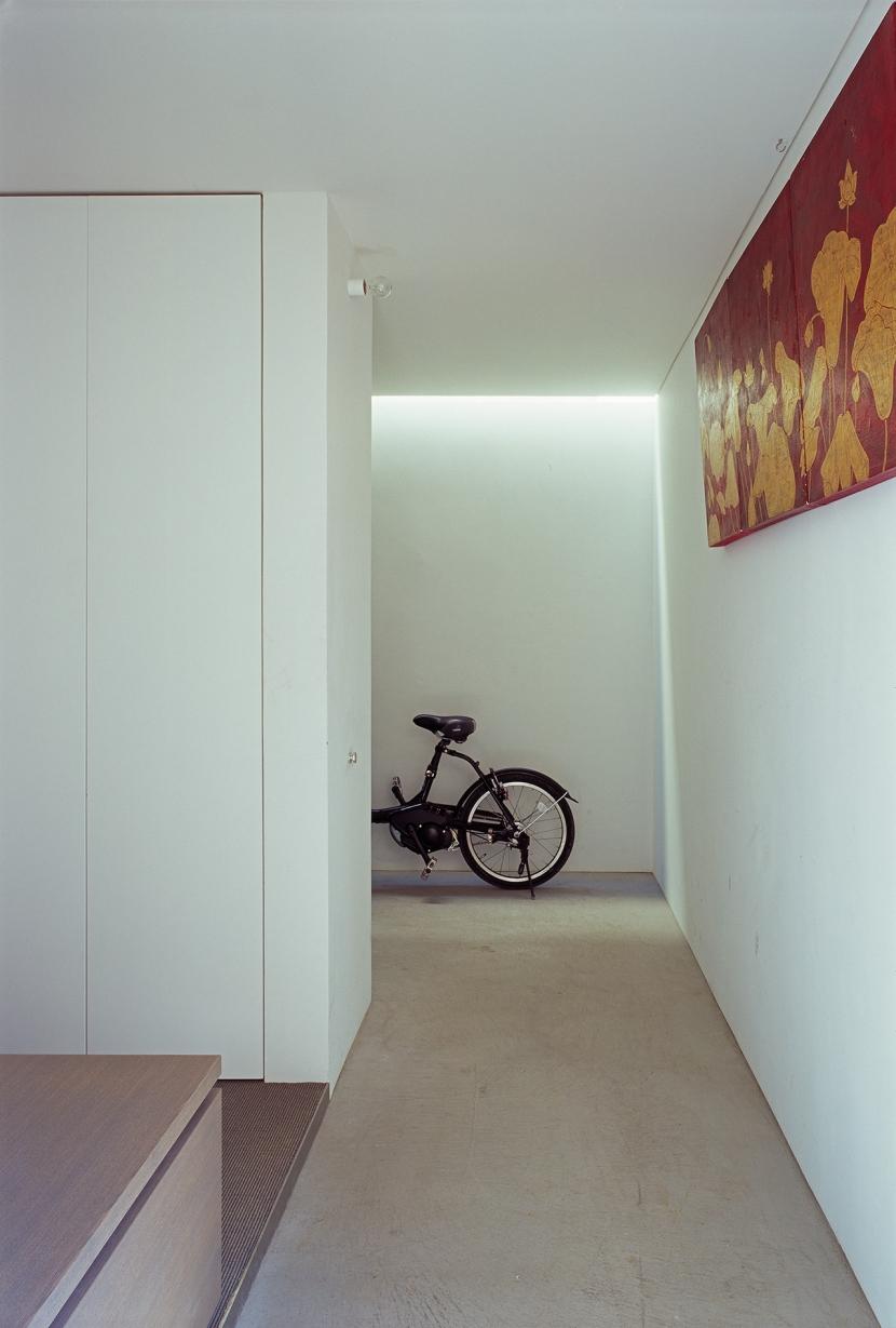 オビノイエの部屋 エントランスホール