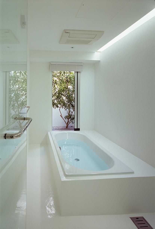 オビノイエの部屋 浴室
