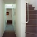 オビノイエの写真 廊下1