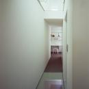 オビノイエの写真 廊下2