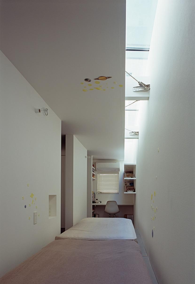 オビノイエの部屋 ベッドスペース