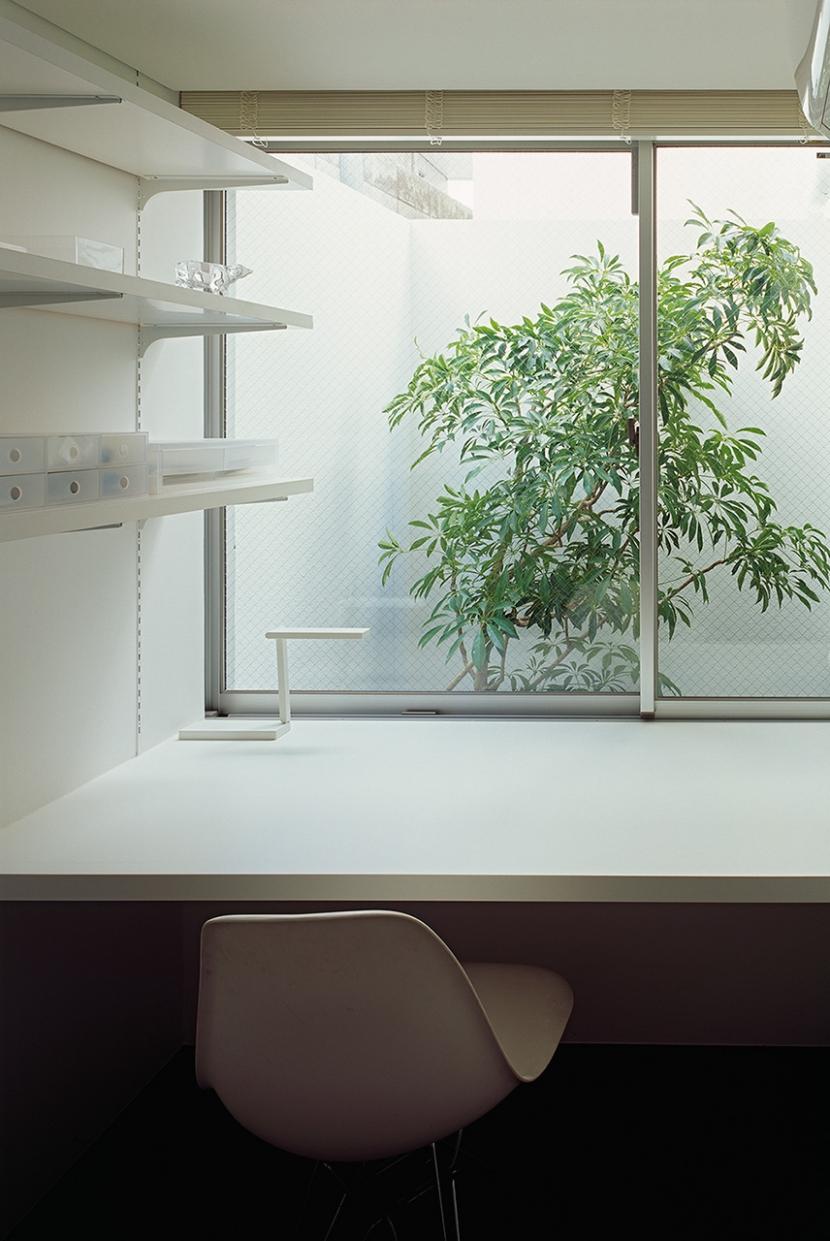 オビノイエの部屋 書斎