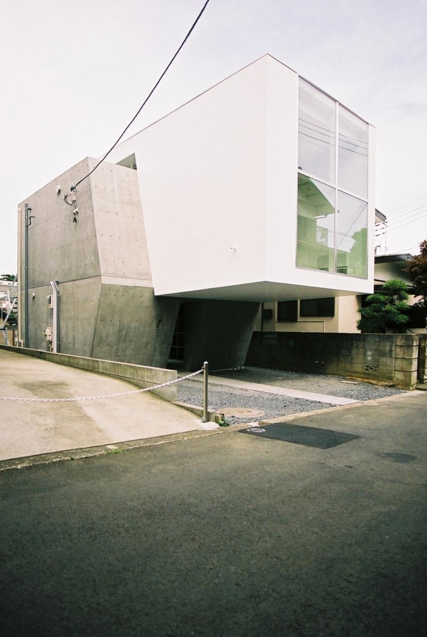 T-House(2S)の部屋 外観2