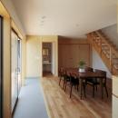 カフェ・ライブラリーの家の写真 リビング1
