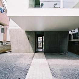 T-House(2S) (外観(エントランス))
