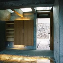 T-House(2S) (1階エントランスホール)