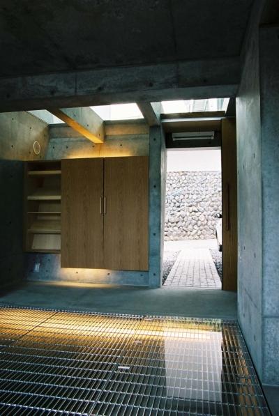 1階エントランスホール (T-House(2S))