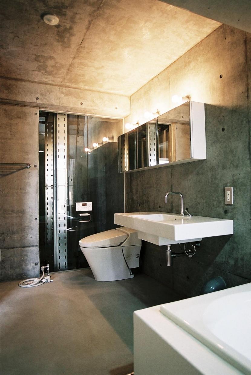 T-House(2S)の部屋 バストイレ