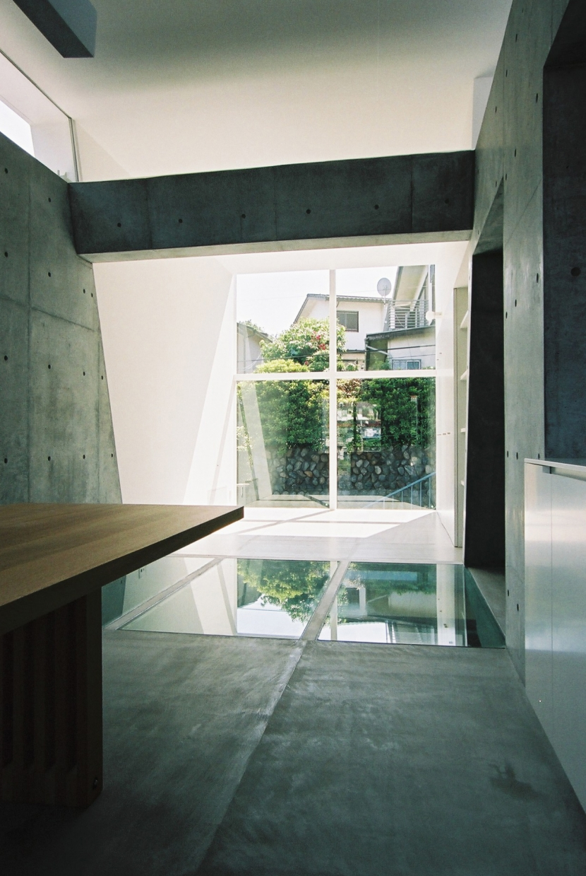 建築家:富永哲史「T-House(2S)」