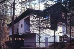 軽井沢コートハウス (外観2)