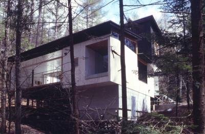 軽井沢コートハウス (外観3)