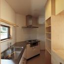 カフェ・ライブラリーの家の写真 キッチン1