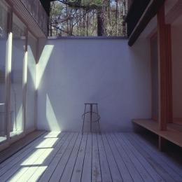 軽井沢コートハウス (コート1)