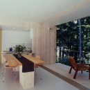 軽井沢コートハウスの写真 ダイニングキッチン