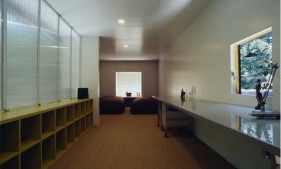 軽井沢コートハウス (寝室2)