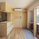 カフェ・ライブラリーの家の写真 キッチン2