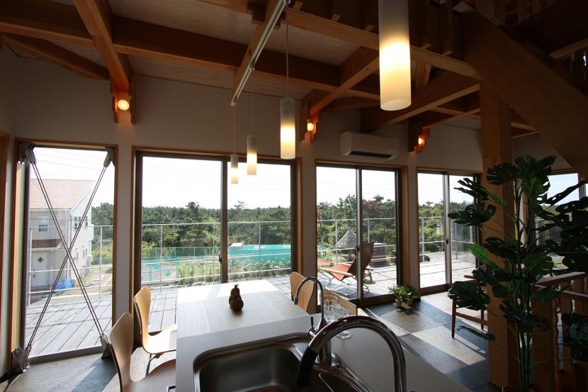 建築家:遠藤 浩「海の見える家」
