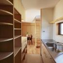 カフェ・ライブラリーの家の写真 キッチン3