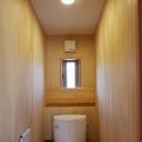 カフェ・ライブラリーの家の写真 トイレ