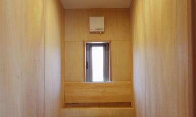 カフェ・ライブラリーの家 (トイレ)