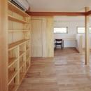 カフェ・ライブラリーの家