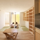 奥和田 健の住宅事例「おばちゃんのいえ」