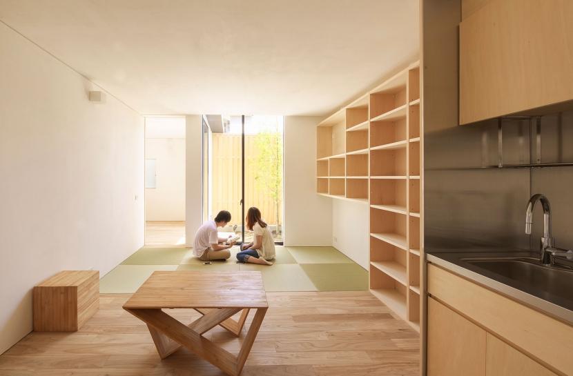 建築家:奥和田 健「おばちゃんのいえ」