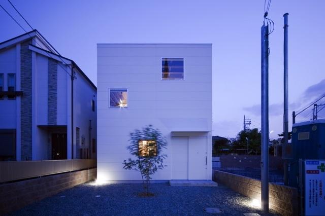 浜寺の家:大阪 . 堺の注文住宅 (外観)