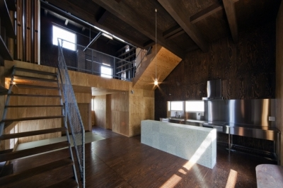 浜寺の家:大阪 . 堺の注文住宅 (キッチン)
