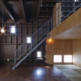 リビングダイニング (浜寺の家:大阪 . 堺の注文住宅)