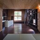浜寺の家:大阪 . 堺の注文住宅の写真 リビングダイニング