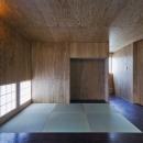 浜寺の家:大阪 . 堺の注文住宅の写真 タタミのスペース