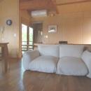 小さな家~緑の中で暮らす木のアトリエ付住宅~の写真 家具と長くつきあう