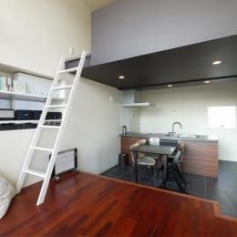 甲南の家:神戸の注文住宅 . ガレージハウス