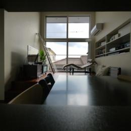 甲南の家:ガレージハウス