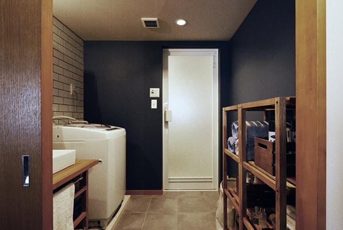家の中にも遊び場を 生活を豊かにするロフト&階段スペースの部屋 バスルーム