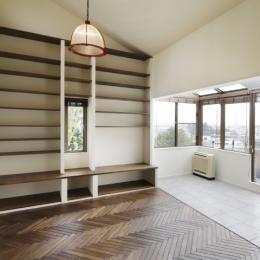 リノベーション・リフォーム会社 M・DESIGNの住宅事例「成城  本とともに暮らす家」